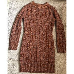 ASOS sweater dress
